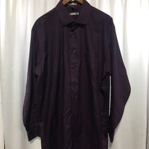 Tall Geoffrey Beene Button Down